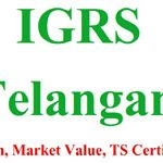 IGRS Telangana Registration, Encumbrance Certificate, IGRS Market Value