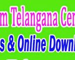 SADAREM Telangana Application & Status Check of SADAREM Certificate