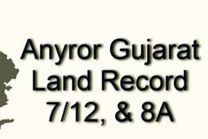 AnyRoR Anywhere Urban or Rural area land record or property search