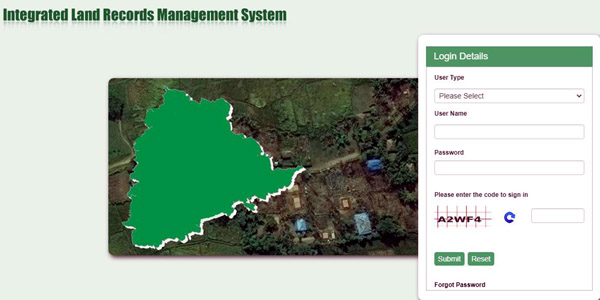 Know your Land Status in Cadastral Maps of Rural Areas