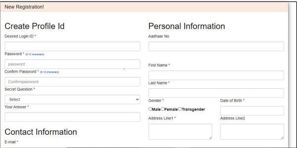 Income Certificate Application at Mee-seva