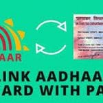 Link Pan Card with Aadhaar Card