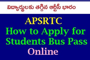 tsrtc buss pass at online.tsrtcpass.in for students